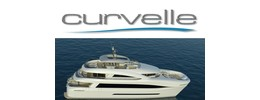 Curvelle luxury catamaran motor yachts offer more space, stability and ...